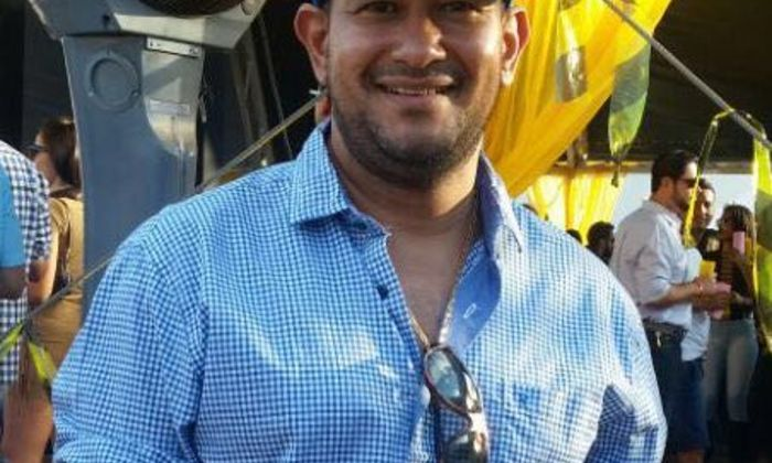 Alexandre Alves, presidente do Palmas, morreu no lago da Capital