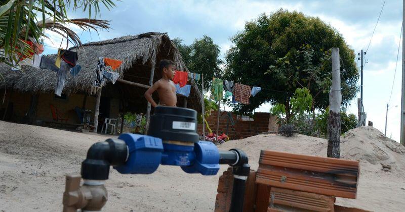 A ATS substituiu mais de 8 mil hidrômetros nos municípios de sua responsabilidade para sanar problemas de vazamento.