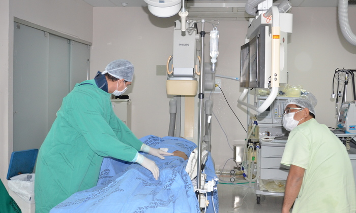 Esse recurso contribui para que a Saúde possa provê as condições de oferta de serviços como consultas, cirurgias, diagnósticosFrederickBorges (57).JPG