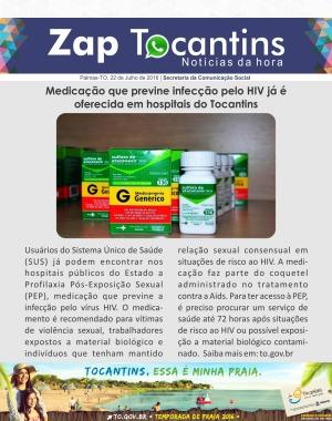 Saúde Tocantins