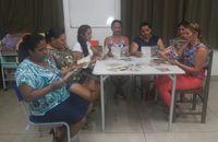 Alunos da EJA escolheram o cordel para escreverem as histórias de sua cidade