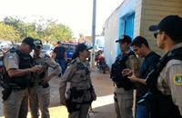 Apreensão do menor mobilizou equipes da PM em Araguaína
