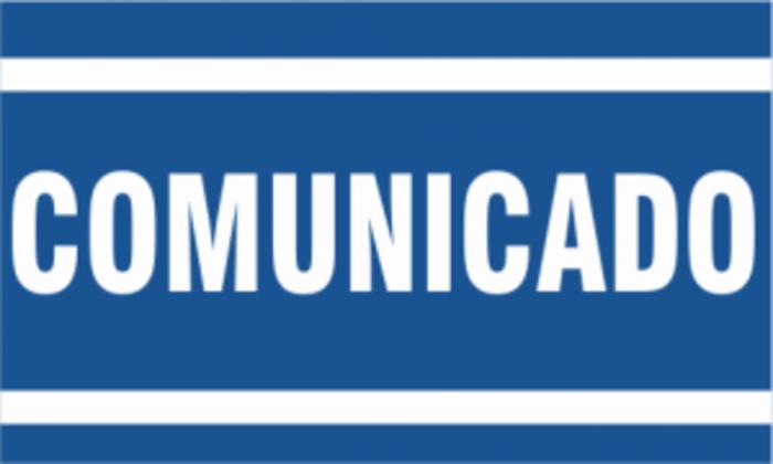 COMUNICADO IGEPREV