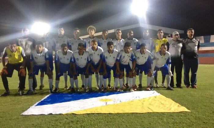 Escolinha de Futebol da PM competiu na 2ª Copa Internacional.