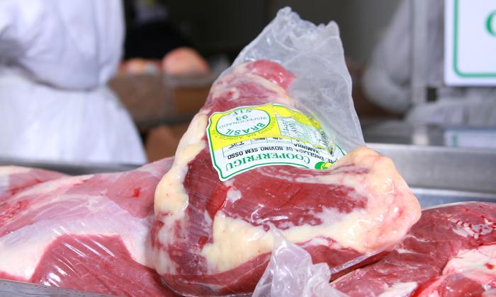 No primeiro semestre deste ano, foram mais de 28.722 toneladas de carne exportada, gerando mais de US$ 85 milhões em negócios