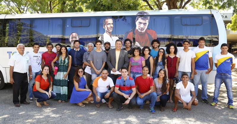 Sugestão de legenda: Encontro Nacional de Casas de Estudantes será realizado de 31 de julho a 6 de agosto em Pelotas-RS