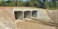 Obras de galerias, pontes e bueiros agradam moradores de Projetos de Assentamentos que trabalham com agricultura familiar em Araguaína - Thiago Sá.JPG
