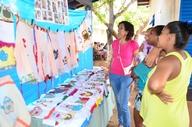 Projeto incentiva prática de artesanato como atividade terapêutica para pais de crianças internadas