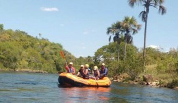 Equipe do PEJ visita Monumento do Canyons para conhecer UC que compõe a proposta do Mosaico Jalapão