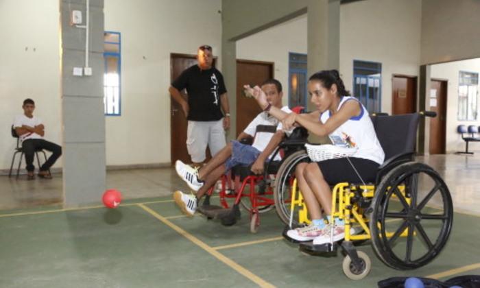 Alguns paratletas conseguiram marcas importantes que podem levá-los para as Paralimpíadas Escolares