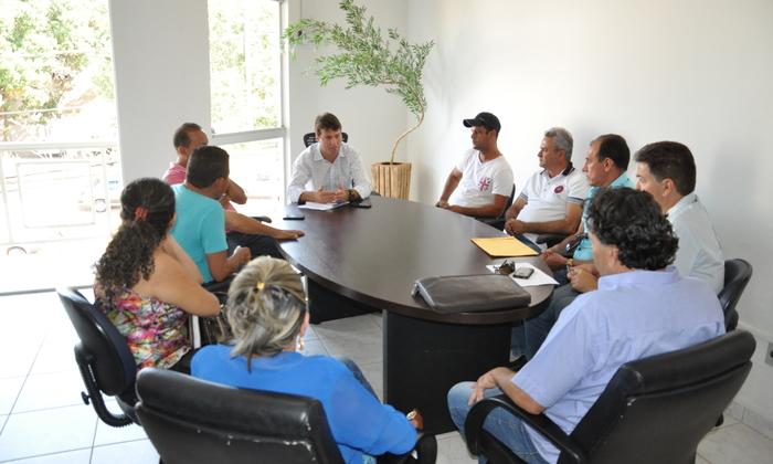 Permissionários do Transporte consideraram a reunião como positiva, ao alinhar acordo que deverá atender suas reivindicações - Núbio Brito / Governo do Tocantins