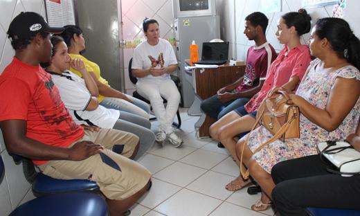 Hospital Regional de Gurupi orienta mães sobre a amamentação