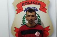 Tiago Ferreira dos Santos, acusado de praticar vários crimes em Goiás, foi preso pela Polícia Civil em Formoso do Araguaia