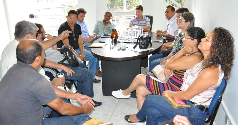 Reivindicações dos permissionários de parte da região sul foram expostas e discutidas amplamente envolvendo os esquemas operacionais