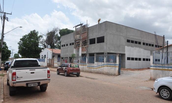 Obra está sendo executada dentro do prazo do contrato - Frederik Borges  Governo do Tocantins_700x420.jpg