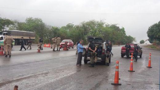 Forças de Segurança intensificam combate ao roubo de veículos