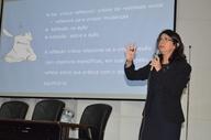 Rosa Maria falou sobre o sanitarista crítico-reflexivo para o SUS