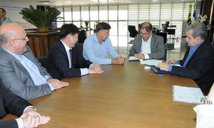 A assinatura do documento visa promover a troca de informações e o intercâmbio entre o Brasil e a China