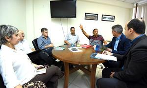 Os gestores da Seden também tiveram a oportunidade de apresentar aos acreanos projetos em pleno desenvolvimento no Tocantins