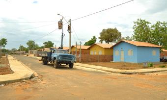 Investimento para a aquisição e a instalação das luminárias foi de mais de R$ 117 mil