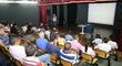 Representantes de diversos municípios participaram da oficina sobre a elaboração de projetos do Ministério do Esporte (Foto Washington Luiz.JPG