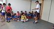 Torneio de encerramento das atividades semestrais da Escolinha Nilton Santos