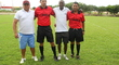 Equipe técnica da Escolinha Nilton Santos em Palmas
