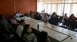 Comissões técnicas do PAE - SSP, SESAU, SEAGRO, SGG e SEFAZ em 14/10/2016.