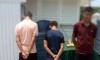 Em ação de patrulhamento na Praça dos Girassóis, um homem e dois adolescentes foram flagrados em uma tentativa de furto em um dos quiosques da Praça de Alimentação