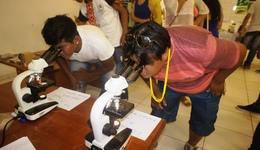Os alunos conheceram os cursos ofertados pelas universidades de Gurupi