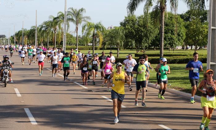 Todos ano, Meia Maratona do Tocantins reúne centenas de pessoas de diversas partes do país