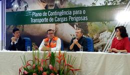 Apresentação do Plano de Contingência para o Transporte de Cargas Perigosas no Tocantins aconteceu nesta quinta-feira, 20