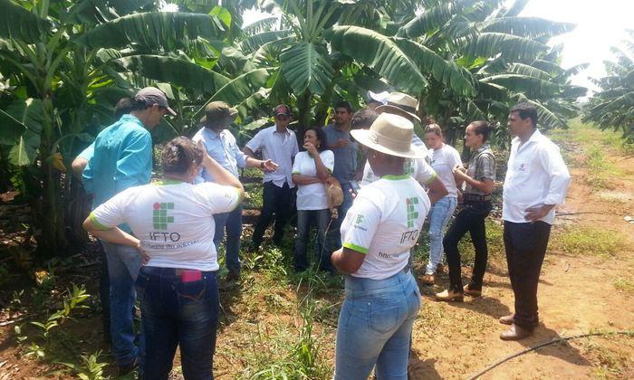 alunos do IFTO visitam São João