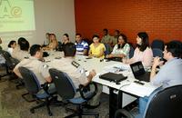A reunião ocorreu na Secretaria de Estado do Planejamento e Orçamento, gestora do projeto, com os representantes das comissões técnicas dos órgãos integrantes