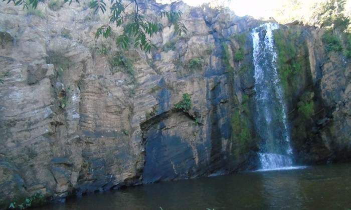 Cachoeira do Pilão - Comunidade Serra Negra