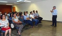 """""""Essa unidade de produção de informações terá como foco subsidiar e agilizar a tomada de decisões por meio do monitoramento do gasto público"""", enfatizou o secretário chefe da CGE, Luiz Antonio da Rocha."""