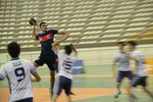 Luiz Henrique Amorim foi um dos destaques da equipe