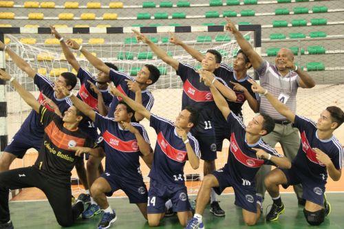 No Handebol masculino, o time do Tocantins bateu Alagoas e chegou à semifinal