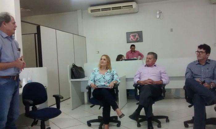 O presidente nacional da ABCZ, Arnaldo Machado, empossado, em setembro, está visitando os estados para falar das propostas de modernização da associação
