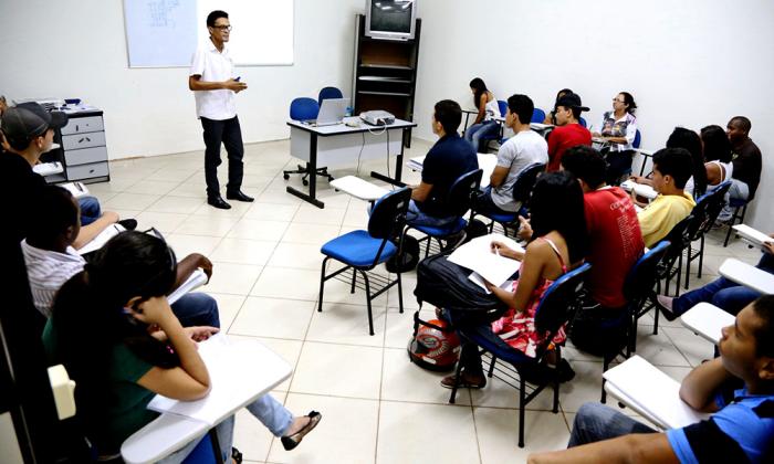 Inscrições permanecerão abertas até o início dos cursos ou até que sejam ocupadas todas as vagas