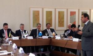 Presidente da Asbraer, Argileu Martins, defende proposta para criação da Câmara Técnica de Extensão Rural