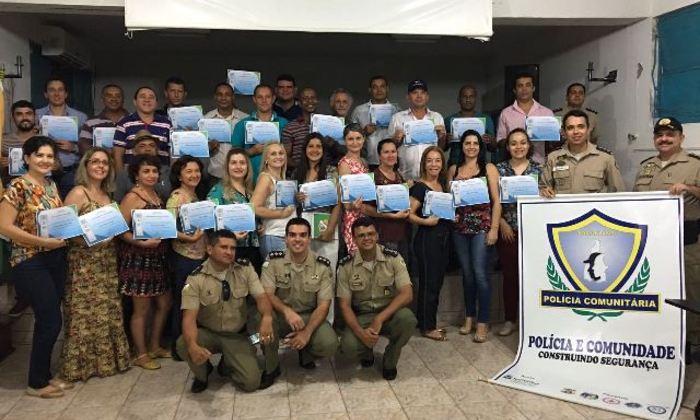 Assessoria de Polícia Comunitária recebe prêmio em Palmas