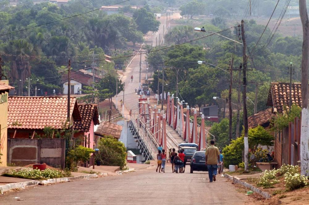 Ponte Alta do Tocantins Tocantins fonte: central3.to.gov.br