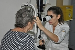 Primeira a passar por transplante faz acompanhamento no HGP - Luciana Barros.JPG
