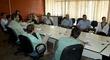 Reunião do Comitê Gestor do PAE e equipe do projeto PAE.