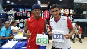 Eliésio Miranda e Antônio Wilson acumulam título na Meia Maratona do Tocantins