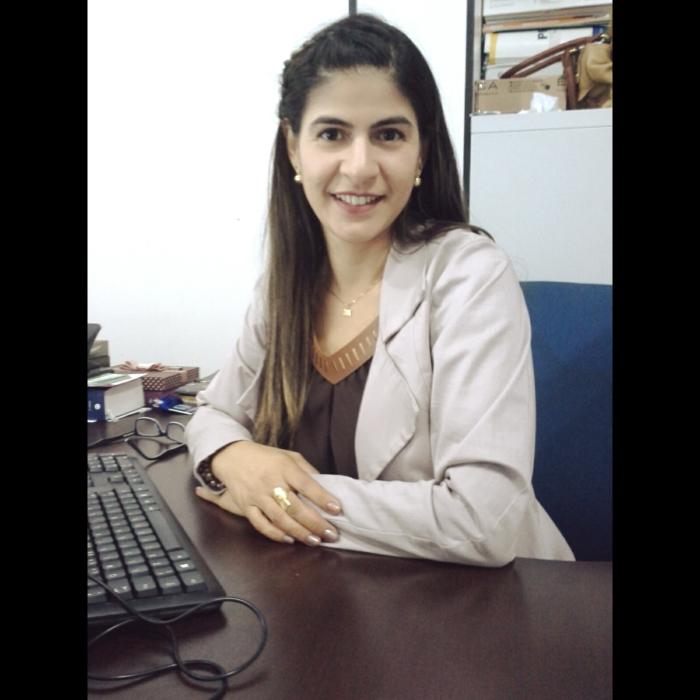 Liliane de Moura, técnica em Educação para o Consumo