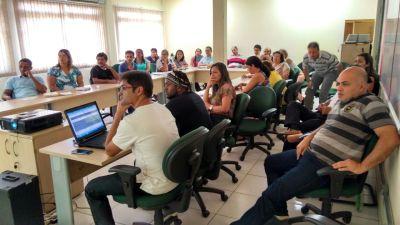 Equipe da DRE de Miracema também está multiplicando as orientações da Seduc