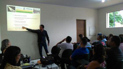 Gestores das escolas da DRE de Tocantinópolis conhecem propostas pedagógicas 2017