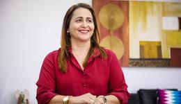 Secretária Patrícia do Amaral avalia ações de 2016